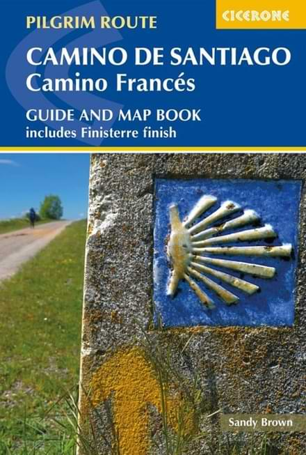 Camino Frances Routegids Cicerone